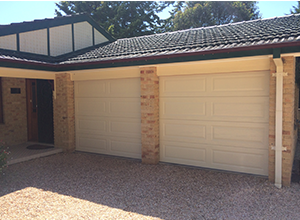 Sectional Garage Doors - ALL-Style Doors